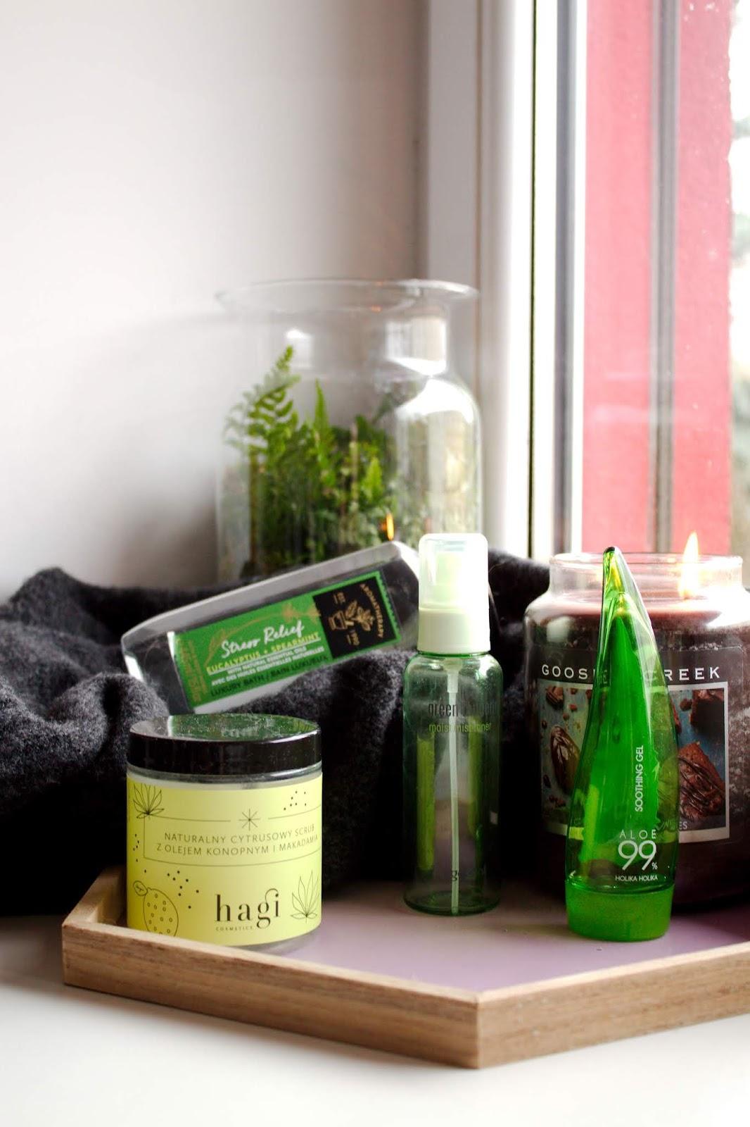 DENKO | Dwumiesięczne zużycia - EcoLab, Hagi, Balea, Isana