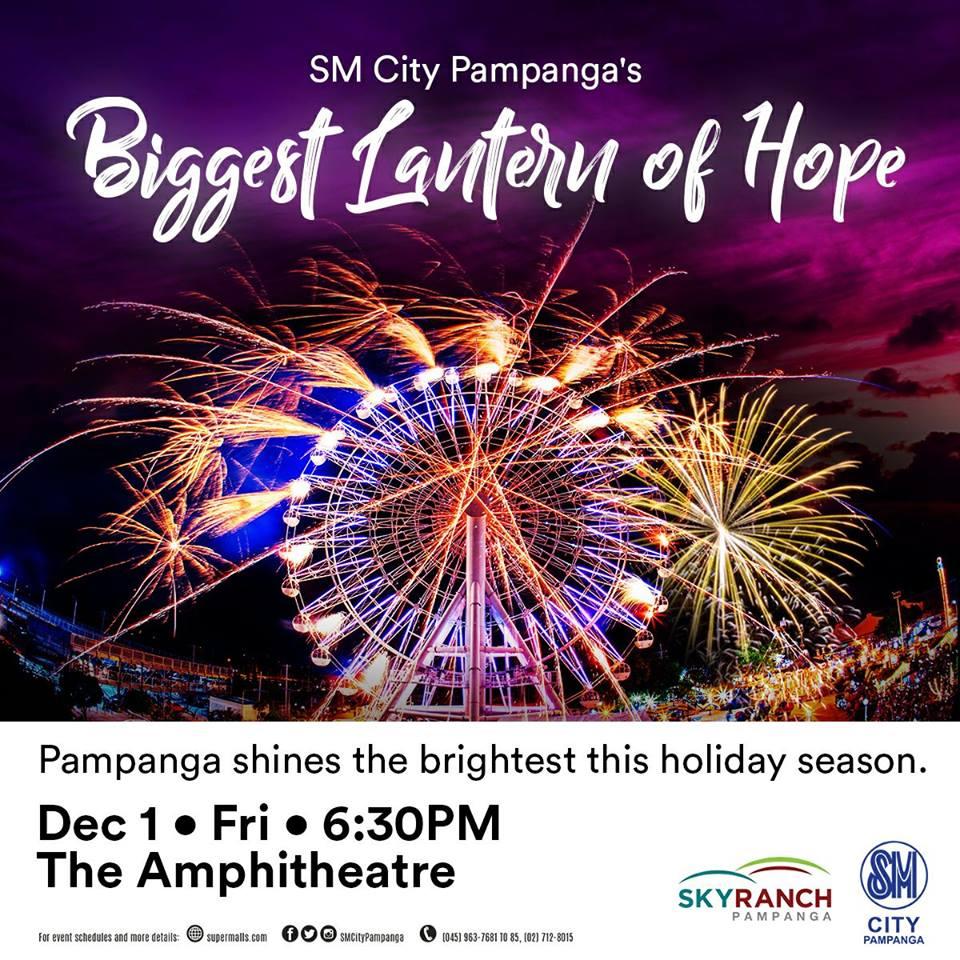 Sm City Pampanga And Sm City Clark Shine Brightest This Christmas  # Muebles Pampanga
