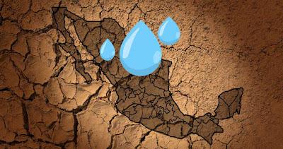 México y escasez agua