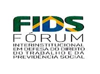 Entidades sindicais divulgam nota conjunta sobre a proposta de reforma trabalhista FIDS