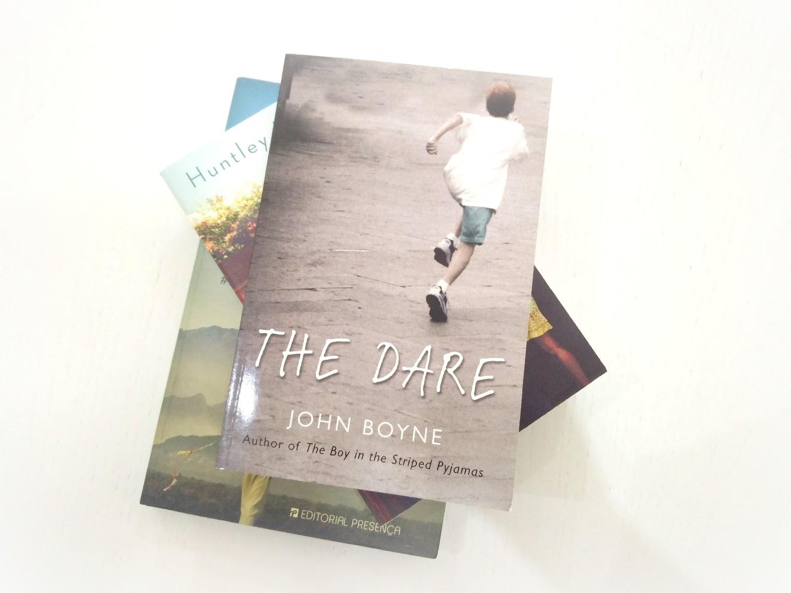 the dare john boyne pdf