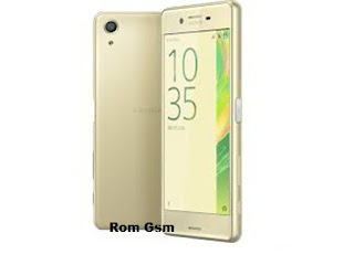 Firmware Download Sony Xperia X Performance F8131