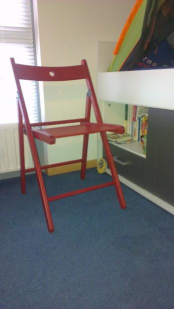 Ace Adventure Ikea Vrijdag Terje Klapstoel Folding Chair