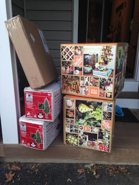 Home Depot Holiday Style Challenge