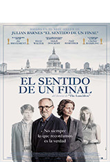 The Sense of an Ending (2017) BDRip m1080p Español Castellano AC3 5.1 / ingles AC3 5.1