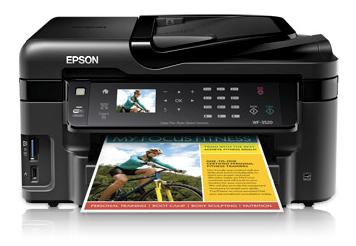 Epson WorkForce WF-3520 image