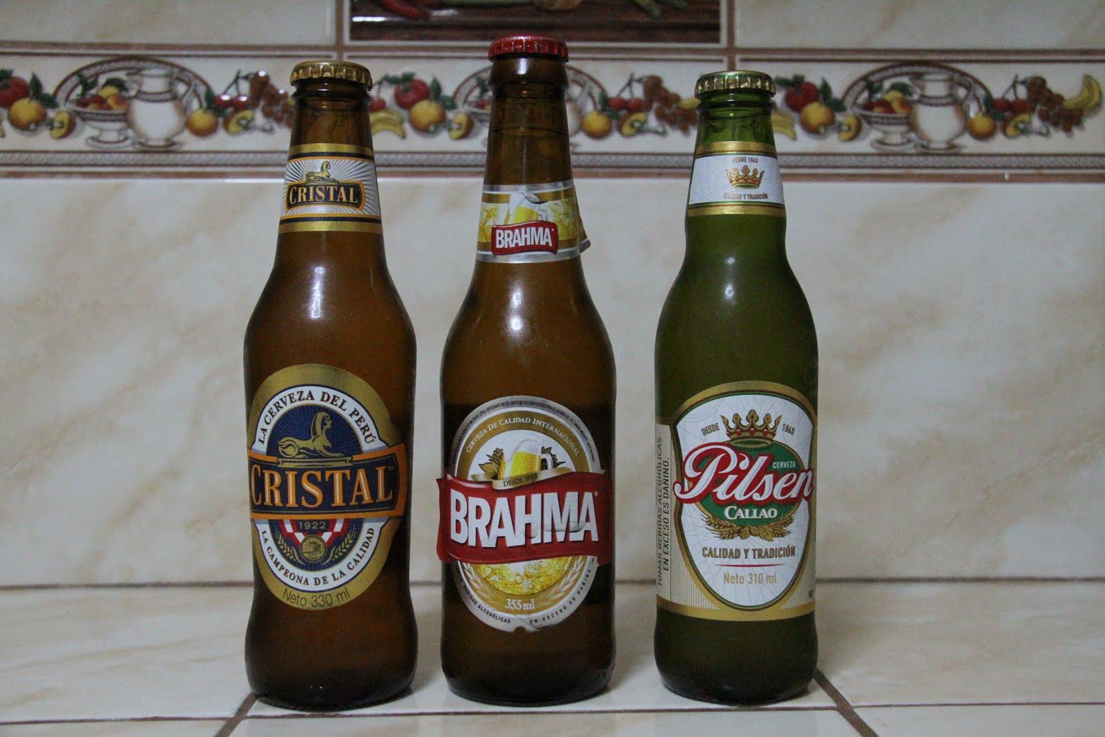 クスコに死す: ペルー ビール飲み比べ6種類:ペルー生活・マチュピチュ...  ペルー ビール飲