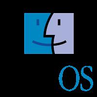 Mac OS LOGO transprant png