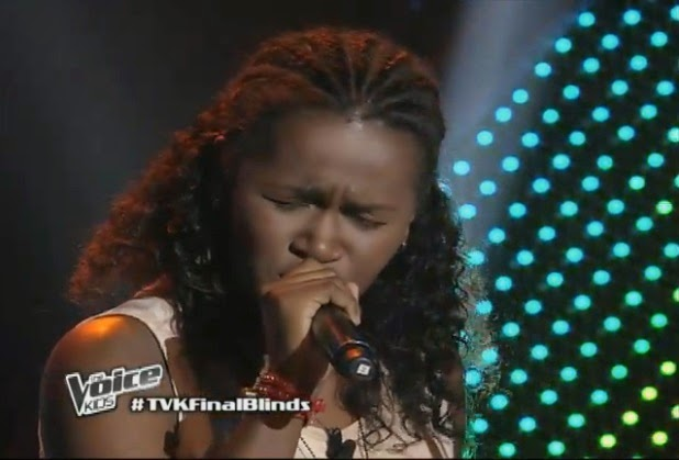 Grace Alade is 13th 3-chair turner on 'The Voice Kids' Philippines