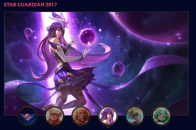 61cbce264 Surrender at 20: Star Guardian Content Now Available