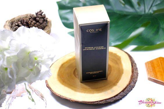 Review Lacoco COSVIE Woman Hygiene Treatment Essence By: Gracia Cita