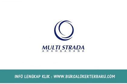 Lowongan Kerja PT Multistrada Arah Sarana Tbk Mei 2019