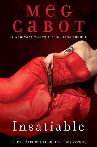 Insatiable – Meg Cabot
