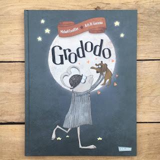Bilderbuch Grododo nominiert für deutschen Jugendliteraturpreis
