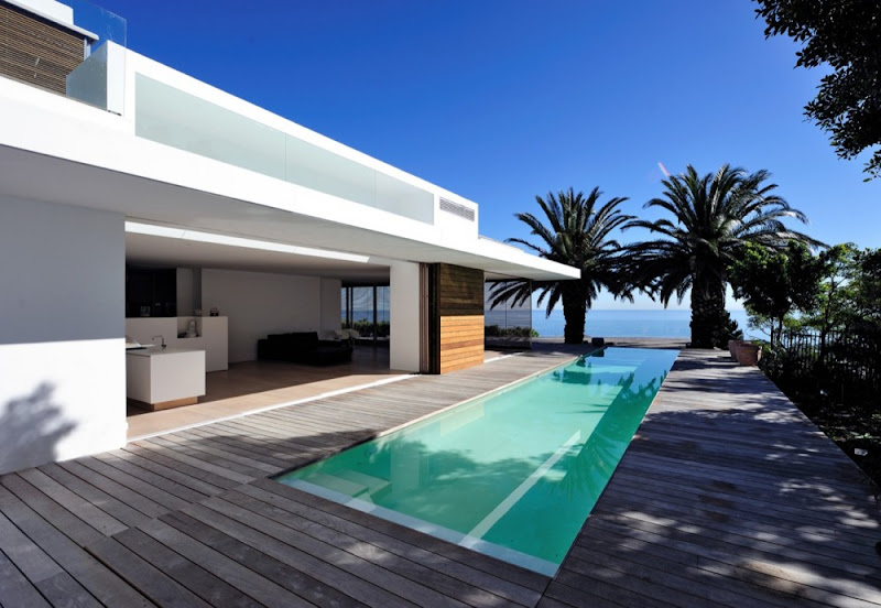 Casa en Camps Bay - Luis Mira Architects
