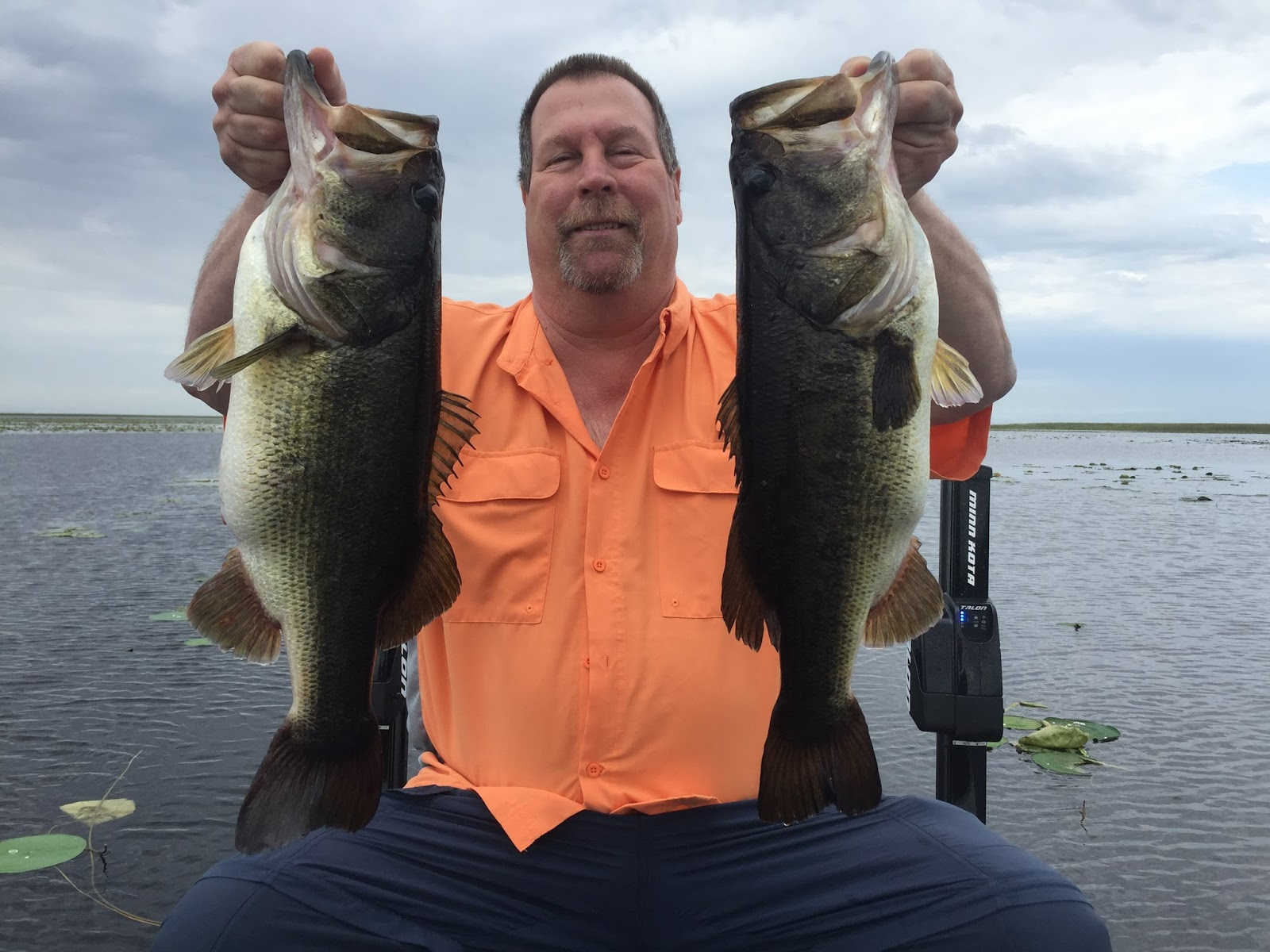 April is Big Bass time on Okeechobee! – Lake Okeechobee Bass
