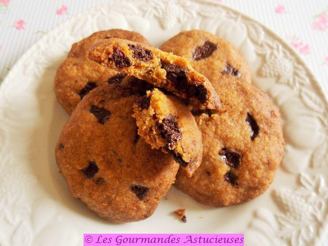 Comment faire des Biscuits au chocolat simples et rapides ?