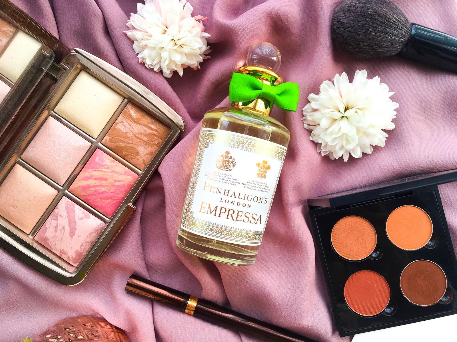 penhaligons empressa, best perfume, luxury perfume,