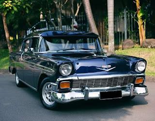 Forsale Chevrolet Belair 1956 Full Restore