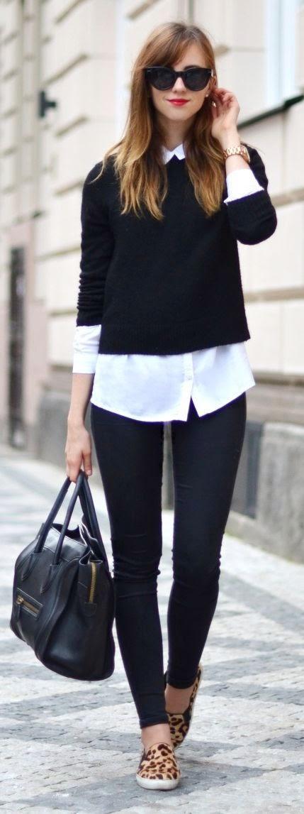 DeaTwilightZone - como usar camisa branca