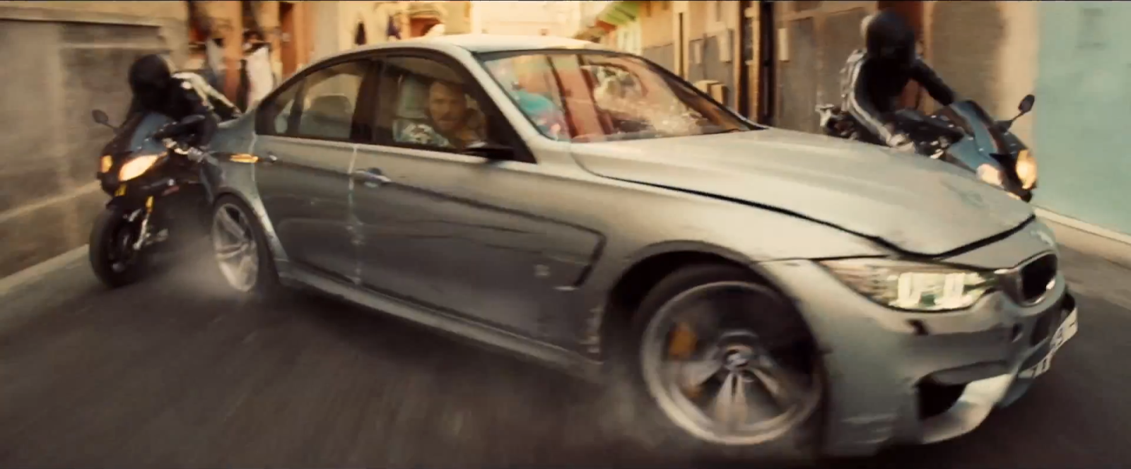 bmw m3 in mission impossible