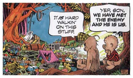 Walt Kelly was Right