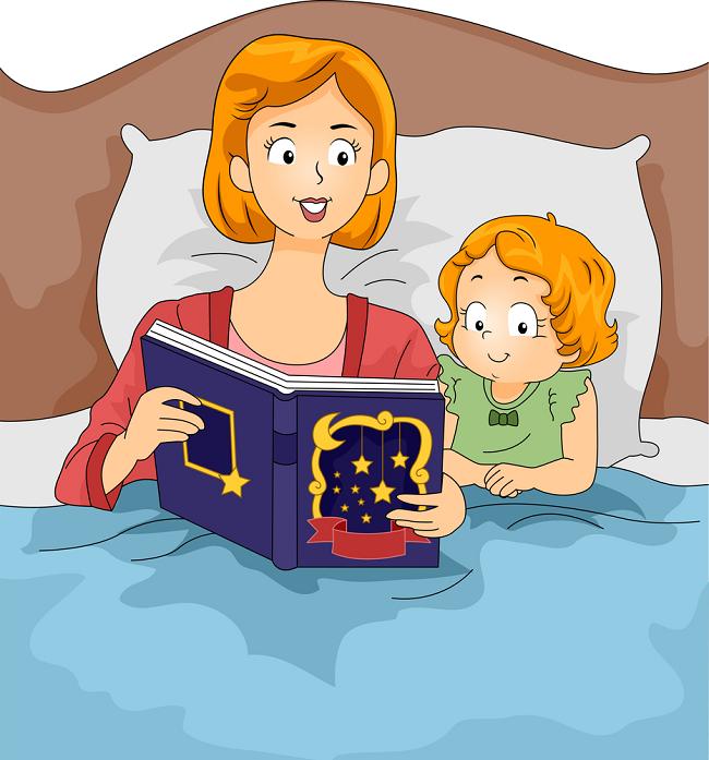 قصص اطفال قبل النوم مكتوبة