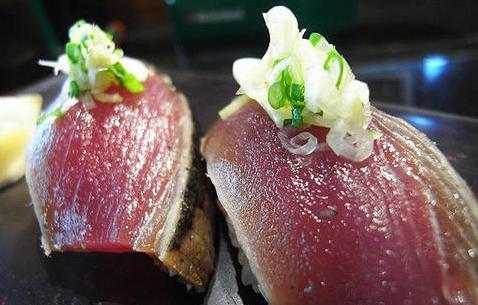 ซูชิปลาคัตสึโอะ, ปลาโอ (Katsuo)