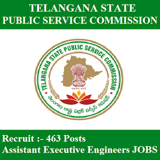 Telangana State Public Service Commission, TSPSC, PSC, Telangana, Assistant Executive Engineer, Graduation, freejobalert, Sarkari Naukri, Latest Jobs, tspsc logo