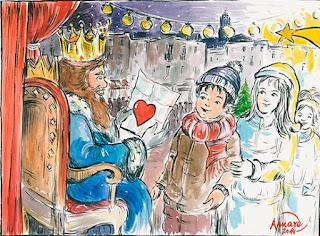 Nadal a Càritas Diocesana de Sant Feliu de Llobregat