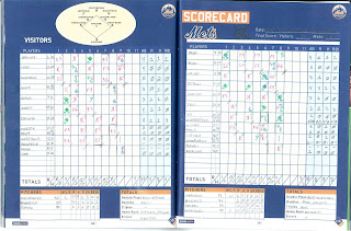 Nationals vs. Metropolitans, 04-09-11. Metropolitans win, 8-4.