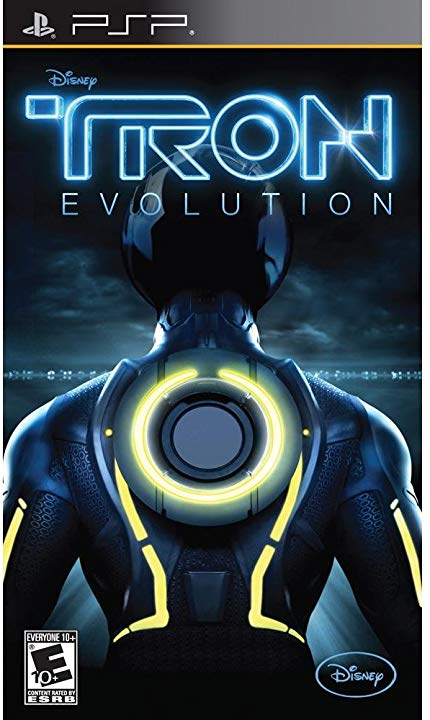 TRON - Evolution (Europe) ISO Download