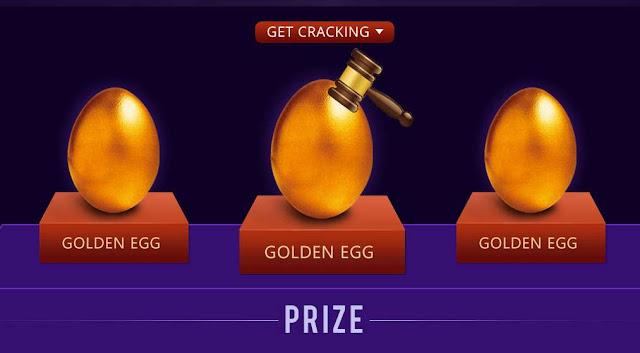 إكسر بيضة واحصل على جائزة فورية من موقع gearbest