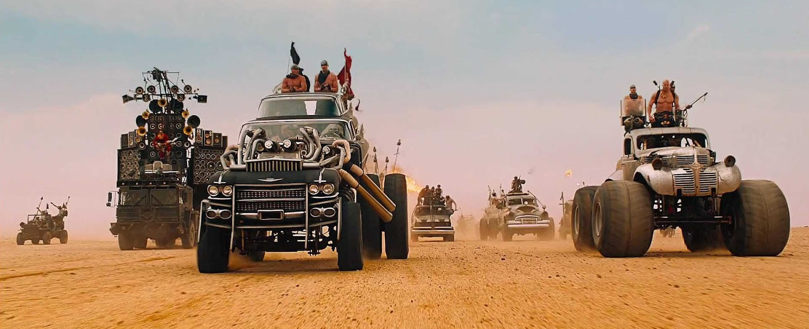 Hubbs Movie Reviews: Mad Max: Fury Road (AU/US, 2015)