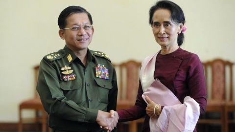Uni Eropa Beri Sanksi 7 Pejabat Myanmar Terkait Rohingya