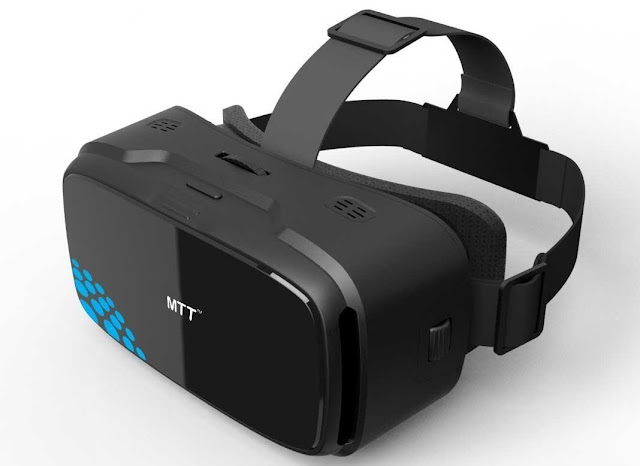 My Virtual Reality Headset