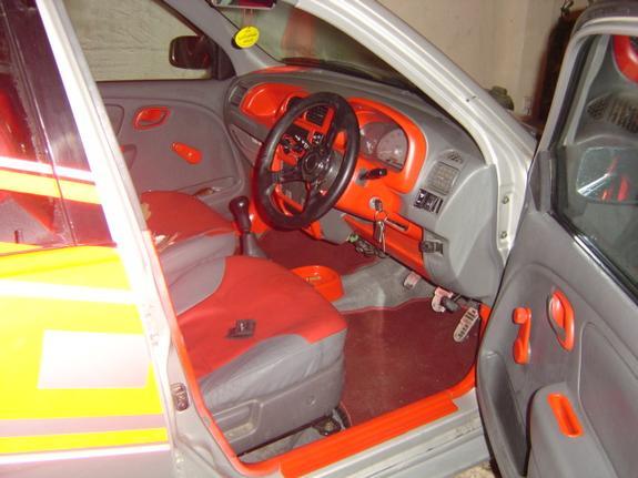 Car Modification Modified Alto