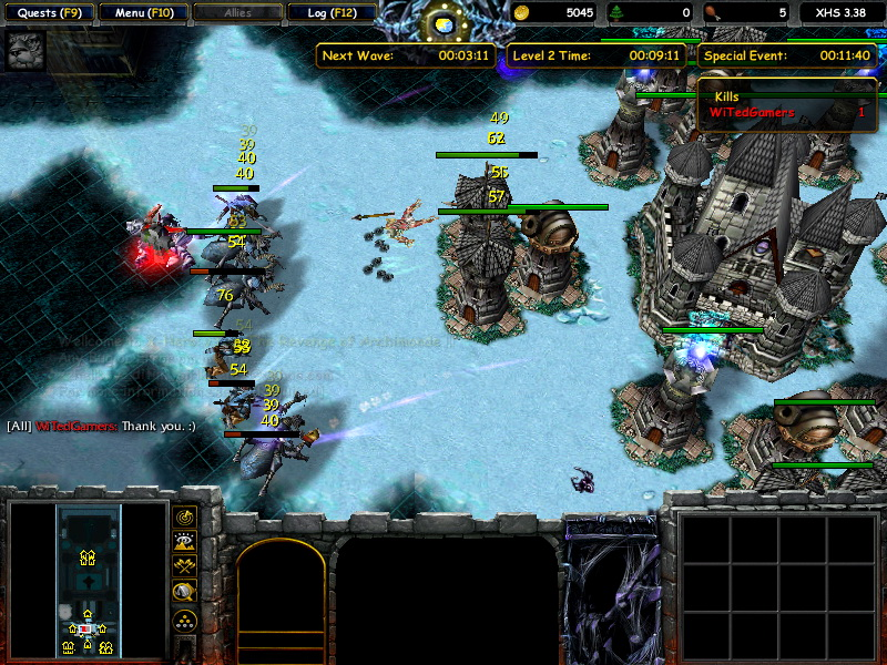Warcraft 3 frozen throne tower defense maps download