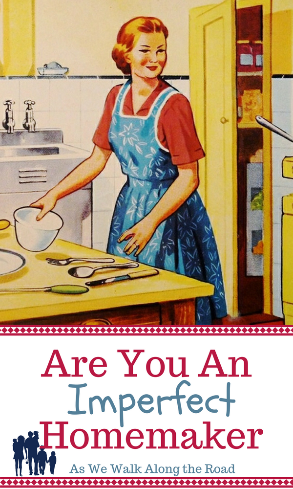 Help for the imperfect homemaker