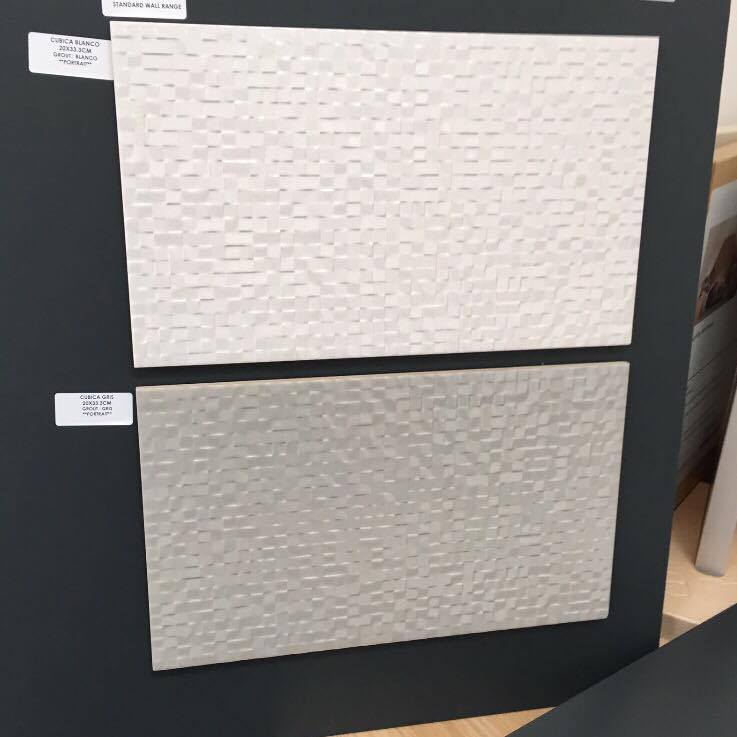 Taylor Wimpey Bathroom Tile Choices