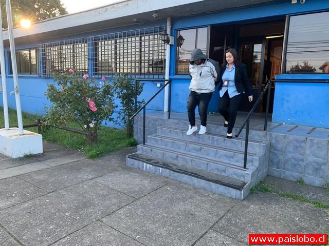 PDI Osorno detiene a un hombre con 14 mil dosis de droga