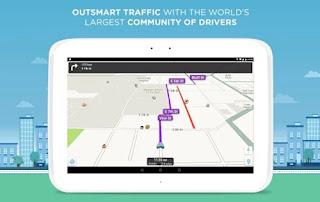 Waze Social GPS Maps