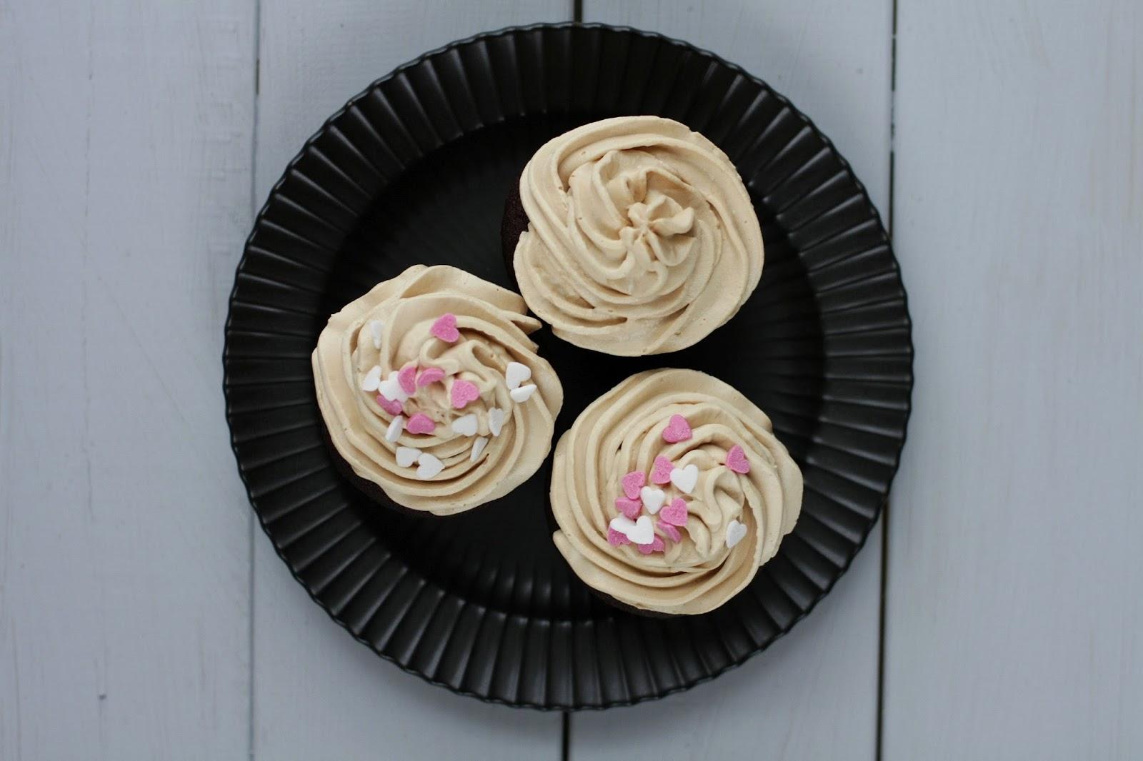 kinuski-stout cupcaket kuppikakut mallaspulla