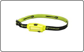 Bandit® Streamlight Headlamps USB Rechargeable