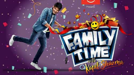 Poster Of Family Time With Kapil Sharma 31st March 2018 Episode 02 300MB Free Download