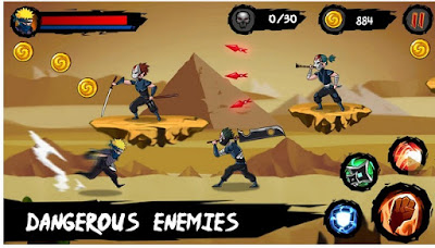 Ninja Runner Adventure Apk