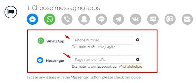 Cara Memasang Wigdet WhatsApp di Blogspot Melayang