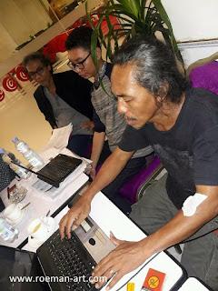 Pertemuan Penyair Nusantara XI Kudus