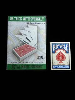 toko sulap jogja Svengglay Bicycle Deck