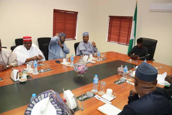 'New PDP' pulls out of dialogue with Nigerian government